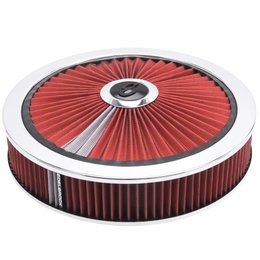 Edelbrock Air Cleaner, Pro-Flo High-Flow Series, 14 Inch