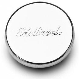 Edelbrock Oliedop, Chroom