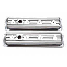 Edelbrock Klepdelsels, Signature Series, Chevrolet Small Block, Centerbolt