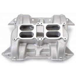 Edelbrock Dual-Quad CH-28 Intake Manifold, Chrysler 413/440
