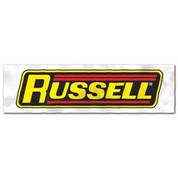 """Edelbrock BANNER, RUSSELL 62"""" X 18"""""""