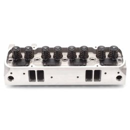 Edelbrock Single Perf. Pontiac 72cc Head Comp.