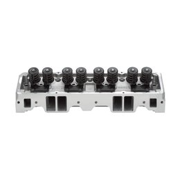 Edelbrock Single Perf. RPM SBC 64cc Angle Head Comp.