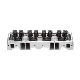 Edelbrock Single Perf. RPM SBC 64cc Angle Head Comp.