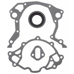 Edelbrock Timing Cover Gasket Kit, Ford Small Block