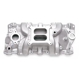 Edelbrock Performer RPM Manifold, Chevrolet Small Block