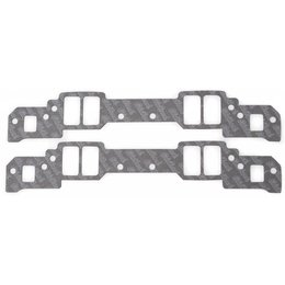 Edelbrock Intake Gasket, Intake, Chevrolet 18-Degree Small Block