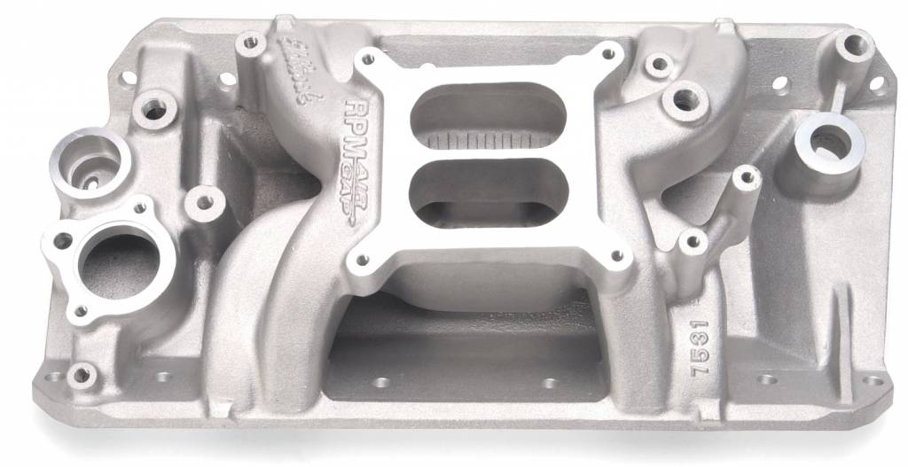Edelbrock RPM Air Gap Manifold, AMC 304/360/401