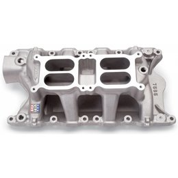 Edelbrock Air Gap Dual-Quad Intake Manifold, Ford 351-W