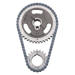 Edelbrock Timing Chain And Gear Set, Ford Small Block Late, Sng/Keyway