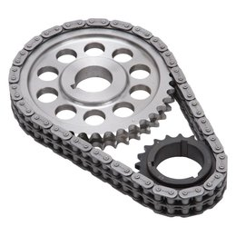 Edelbrock Timing Chain And Gear Set, GM V-6 Odd
