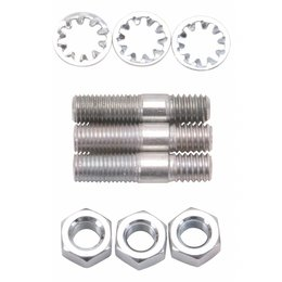 Edelbrock Montage Stud Kit, 94 Series Carburateurs