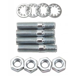 Edelbrock Performer Series Carberator Stud Kit, 1.375 Inch