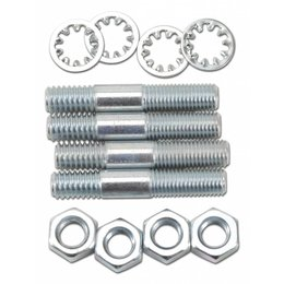 Edelbrock Performer Series Carberator Stud Kit, 1.75 Inch