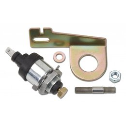 Edelbrock Throttle Solenoid & Bracket