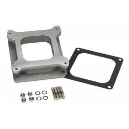 Edelbrock Standard Flange To 4500 Flange Adapter, 2 Inch