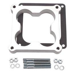 Edelbrock Cloverleaf Carburateur Spacer, 25.5mm
