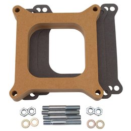 Edelbrock Wood Spacer, 1 Inch