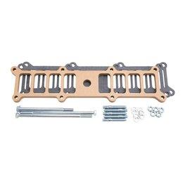 Edelbrock Bovenste inlaatspruitstuk Spacer Kit, Ford 5.0 L EFI Performer RPM II
