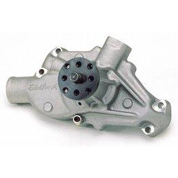 Edelbrock High Performance Waterpump, Chevrolet Small Block, Short Style