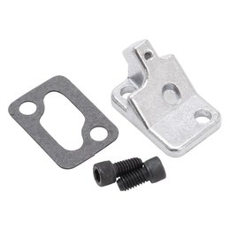 Edelbrock Choke Block Off Plate, Chevrolet Small Block