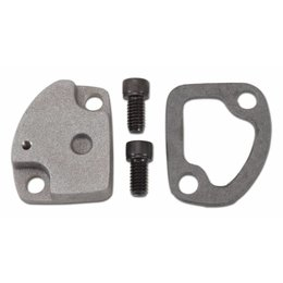 Edelbrock Choke Block Off Plate, Chevrolet Big Block