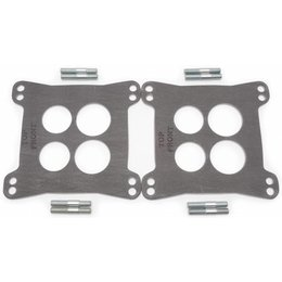 Edelbrock Dual Quad Insulator Kit