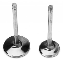 Edelbrock 8 Intake Valves - 2.072 Olds #60519 Heads