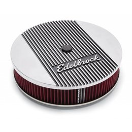 Edelbrock Air Cleaner, Elite 2, 14 Inch