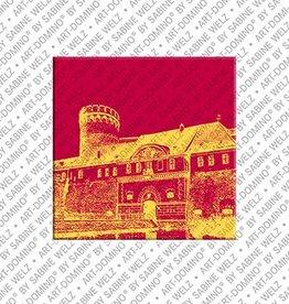 ART-DOMINO® by SABINE WELZ Magnet Berlin-Spandau - 01