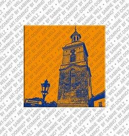 ART-DOMINO® by SABINE WELZ Magnet Berlin-Spandau - 02