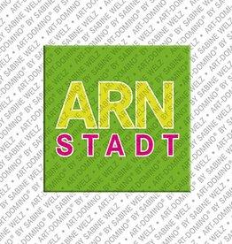 ART-DOMINO® BY SABINE WELZ Aimant - Arnstadt - 00