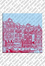 "ART-DOMINO® BY SABINE WELZ Amsterdam – ""Skyline"""
