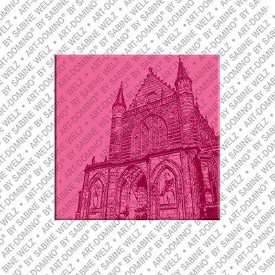 ART-DOMINO® BY SABINE WELZ Amsterdam – Nieuwe Kerk