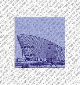 ART-DOMINO® BY SABINE WELZ Magnet Amsterdam - 15
