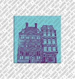 ART-DOMINO® BY SABINE WELZ Magnet Amsterdam - 20