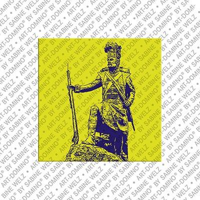 ART-DOMINO® BY SABINE WELZ Aberdeen – Highlander