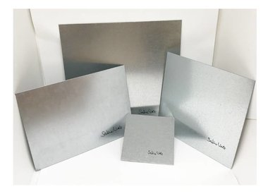 METAL PLATES FOR MAGNETS