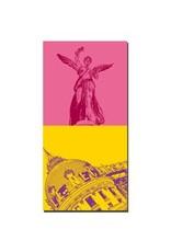 ART-DOMINO® BY SABINE WELZ Nizza - Nikh-Statue + Negresco-Kuppel