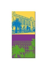 ART-DOMINO® BY SABINE WELZ Nizza - Palais de la Mediterranée + Hotel West End