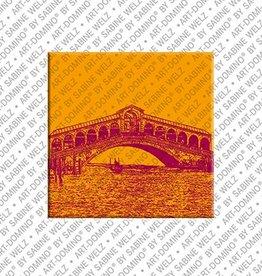 ART-DOMINO® by SABINE WELZ Magnet - Venice - 03