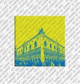 ART-DOMINO® by SABINE WELZ Magnet - Venice - 06