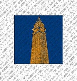 ART-DOMINO® by SABINE WELZ Magnet - VENEDIG - 09