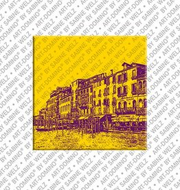 ART-DOMINO® by SABINE WELZ Magnet - Venice - 10