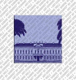 ART-DOMINO® by SABINE WELZ Magnet - Hanover - 08