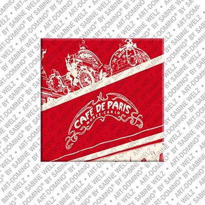 ART-DOMINO® by SABINE WELZ Monaco – Cafe de Paris