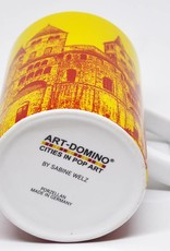 ART-DOMINO® by SABINE WELZ TRIER CITY-MUG 03