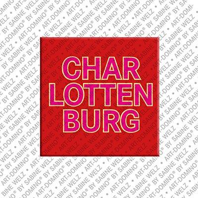 ART-DOMINO® by SABINE WELZ Berlin-Charlottenburg – Schriftzug