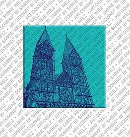 ART-DOMINO® by SABINE WELZ Magnet Bremen - 06