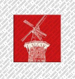 ART-DOMINO® by SABINE WELZ Magnet Bremen - 07